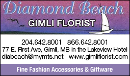 Diamond Beach Gimli Florist