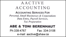 Active Accounting