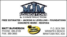 MJM Foundations & Construction
