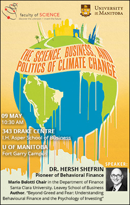 The Science, Business and Politics of Climate Change