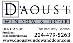 D'Aoust Window & Door Ltd