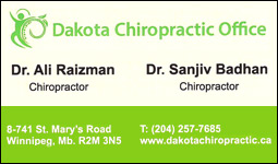 Dakota Chiropractic Office