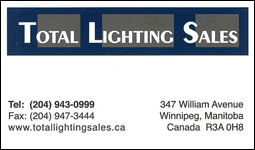Total Lighting Sales