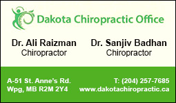 Dakota Chiropractic Office ali raizman