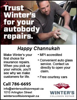 Winter's Collision Repair