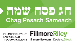 Fillmore Riley passover