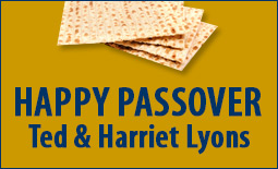 ted lyons family passover