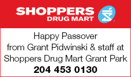 Shoppers Passover