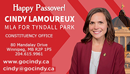 Cindy Lameroux Passover