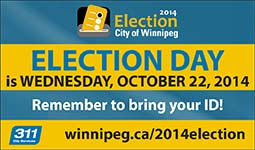 2014 City of Winnipeg Election