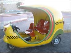Cuban Coco-Taxi