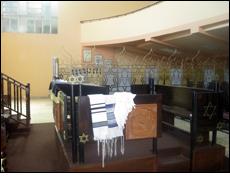 Restored Adath Israel Synagogue