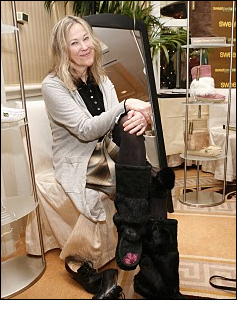 Actress Catherine O'Hara